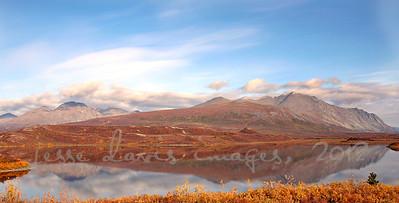 Tangle Lakes, Alaska ... Sep 2011