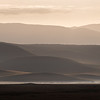 Here is another first light of day image from the Ngorongoro Crater. This image looks like an old time sepia tone black & white print, but this is how the scene looked. I love the layers of soft tones and separation of the hills by just the slightest of tonal variation. Another peaceful morn in Africa!