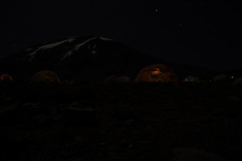 Southern skies at Karanga Camp
