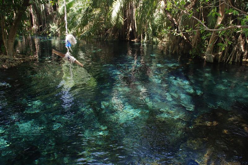 The lagoons of Maji Chemka