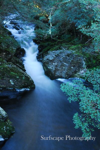Pencil Pine Falls, Cradle Mountian, Tasmania