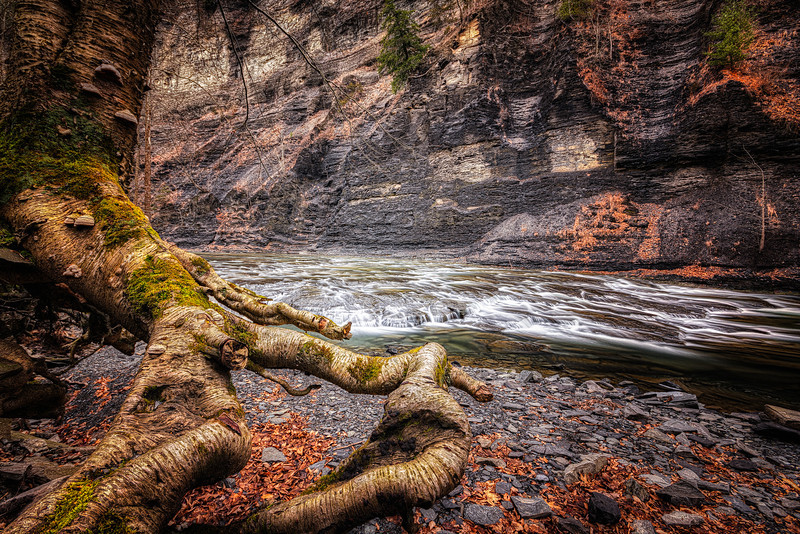 Taughannock State Park, Trumansburg, NY