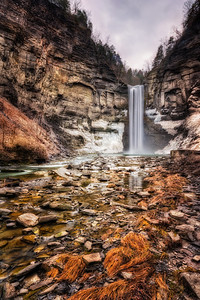 Taughannock State Park, Trumansburg, NY ~ Find out more @ http://goo.gl/DRhXvV