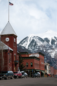 county courthouse, Telluride