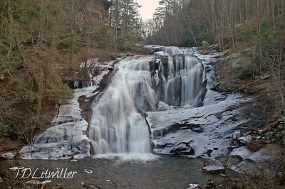 Bald River Falls bald river falls