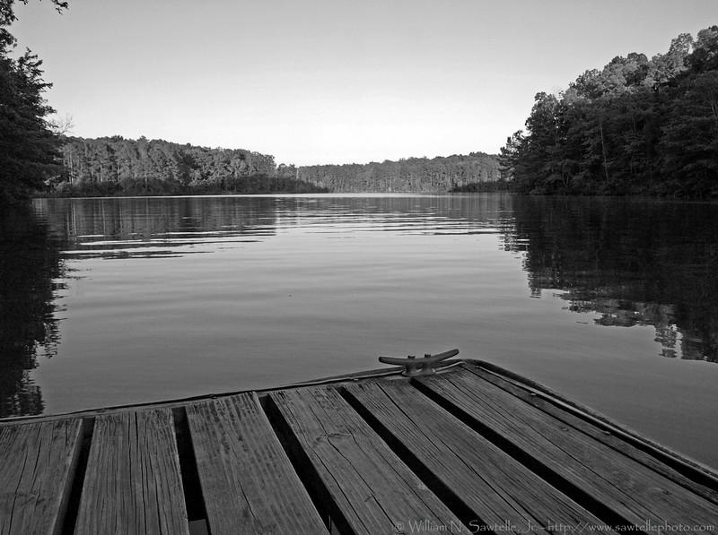 Pin Oak Lake - Natchez Trace State Park - Wildersville, Tennessee