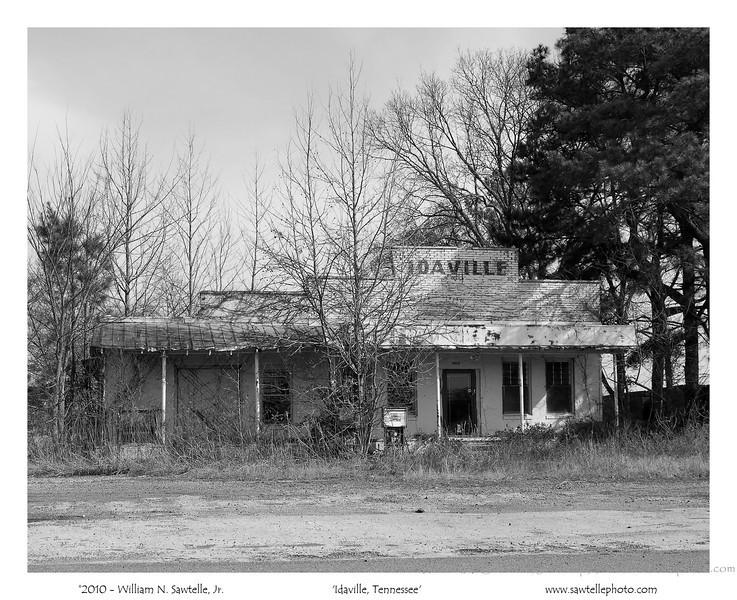 Idaville, Tipton County, Tennessee