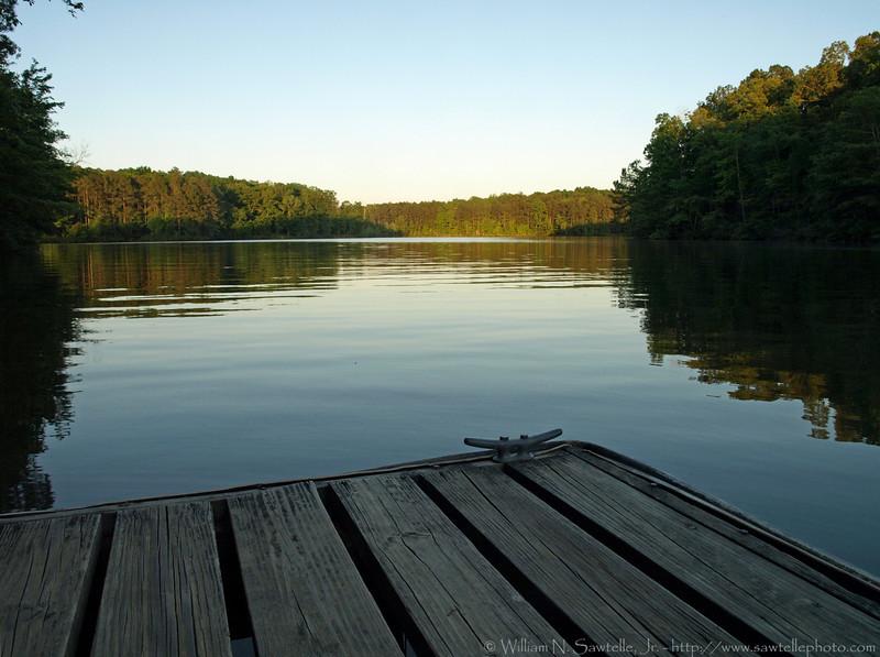 Pin Oak Lake - Natchez Trace State Park
