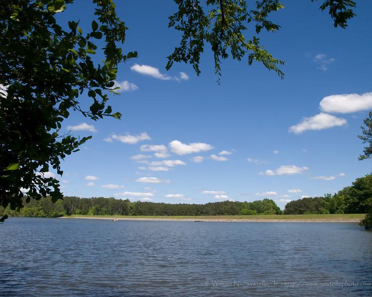Pin Oak Lake - Natchez Trace State Park - Wildersville, TN
