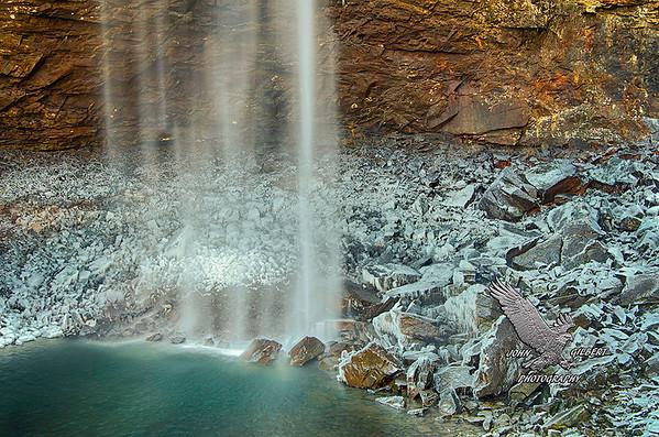 Fall Creek Falls Base.