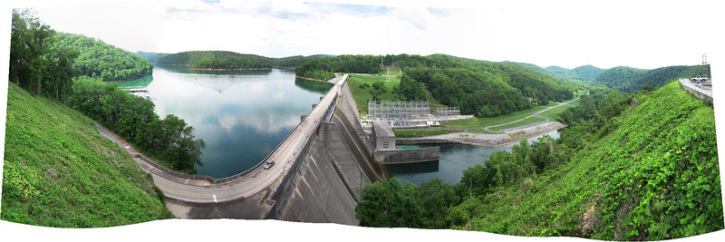 Norris Dam, Tennessee.