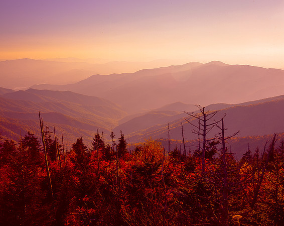 Sunset Clingmans Doom (1 of 1)