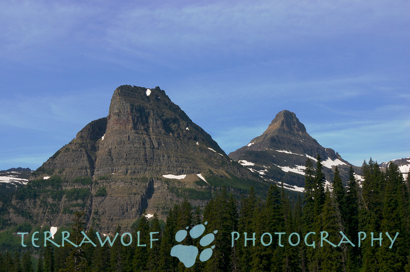 More of the view from Logan Pass... I couldn't resist