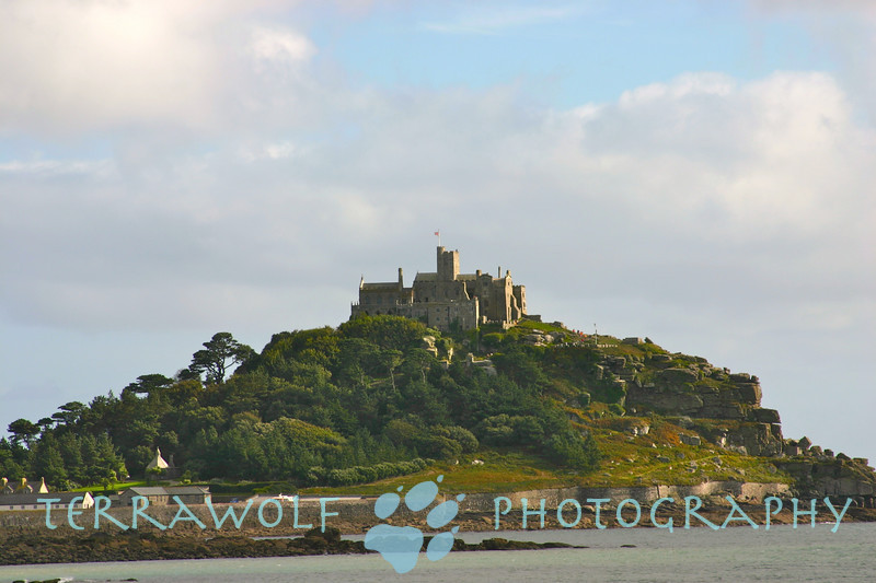 St. Michaels Mount in Cornwall