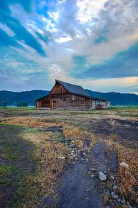 Moulton Barn