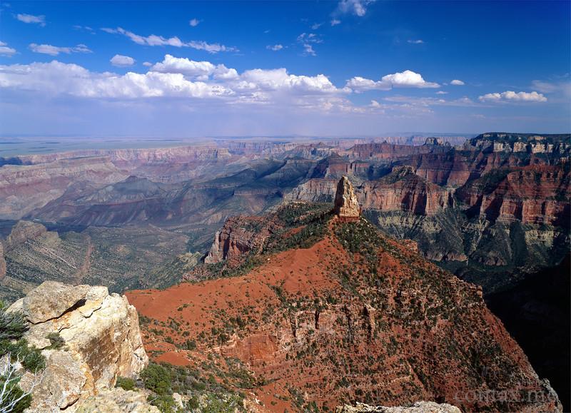 North Rim, Grand Canyon, Arizona