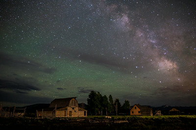 Moulton Barn, Grand Teton National Park, WY.