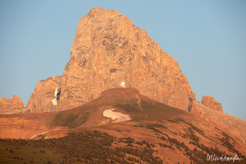 Table Mountain and the Grand