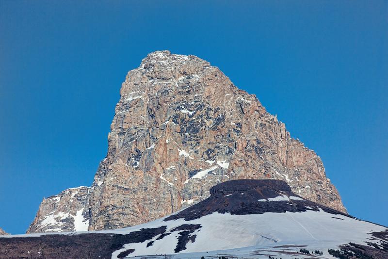 Table Mountain and the Grand Teton