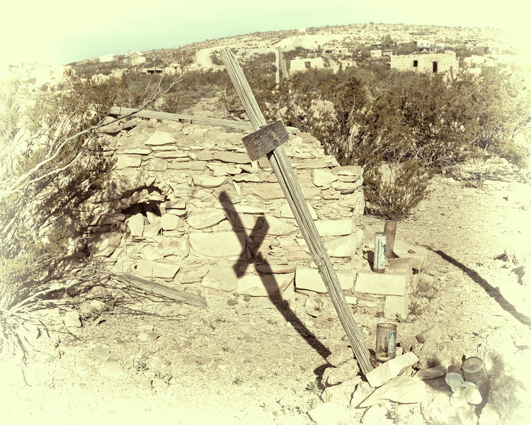 'The Shadowed Cross'