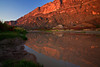 Texas, Big Bend National Park, Santa Elena Canyon, Sunrise, Landscape, 德克萨斯, 大弯曲国家公园, 风景