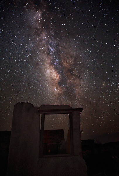 Texas, Ghost Town, Ruins, Terlingua, Milky Way, Galaxy, Landscape, 德克萨斯, 鬼城,废墟,银河,星空, 风景