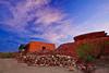 Texas, El Camino del Rio, Big Bend Ranch State Park,Ruins, Dawn, Landscape, 德克萨斯, 大弯曲公园,黎明,风景