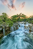 Hill Country Waterfall-2
