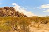 A landscape taken July 20, 2011 near El Paso, TX.
