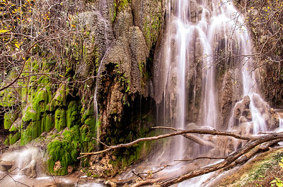 Gorman Falls, Colorado Bend State Park, Texas
