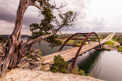 Pennybacker Bridge, 360, Austin, Texas