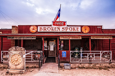 Broken Spoke, Austin, Tx