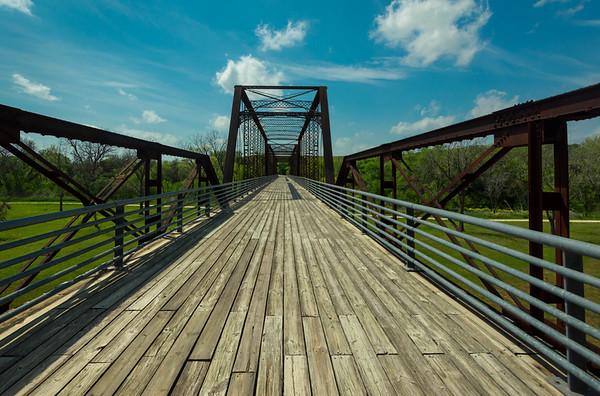 Moore's Crossing Bridge.