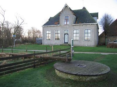 Wezenputten VOC Rede van Texel