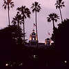 The Beverly Hills Hotel - the real...  Hotel California  Welcome to the Hotel California, Such a lovely place, (Such a lovely place) Such a lovely face Plenty of room at the Hotel California, Any time of year, (Any time of year) You can find it here