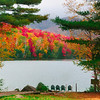 Heart Lake - Adirondack Mountain Club Loj