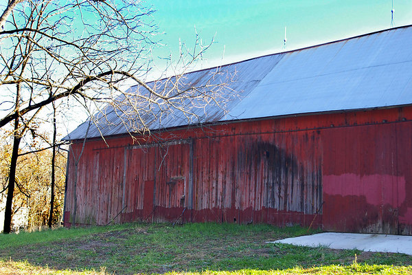 The Barns of Schuylkill County