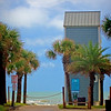 """Atlantic Beach Lifeguard Station"" .. Atlantic Beach, Florida."