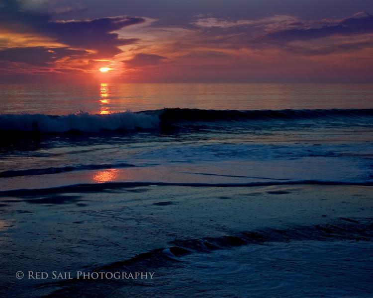 Daybreak in Atlantic Beach