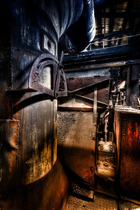 St. Nicholas Coal Breaker ~ Mahanoy City ~ Find out more @ http://goo.gl/NYvfE2