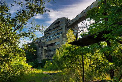 St. Nicholas Coal Breaker ~ Mahanoy City