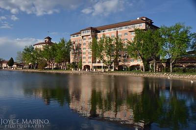 The Broadmoor Resort, Colorado Springs, CO
