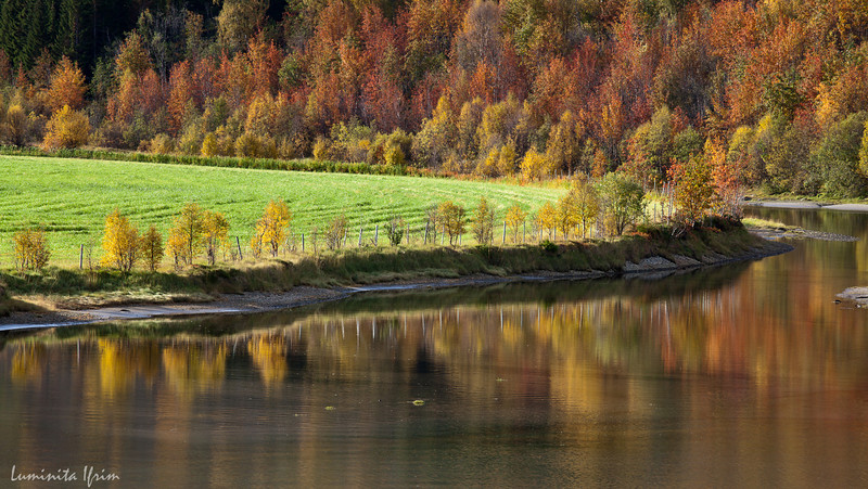Manndalen Sjøbuer