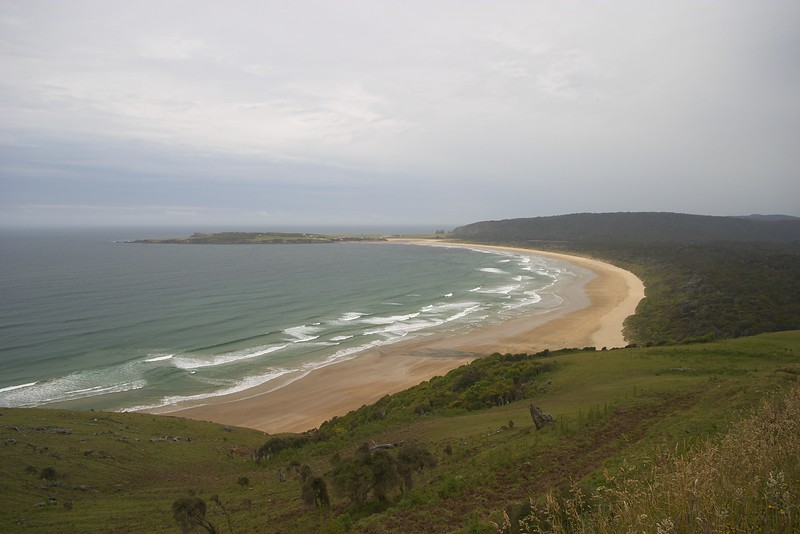 The Catlins - South of Dunedin