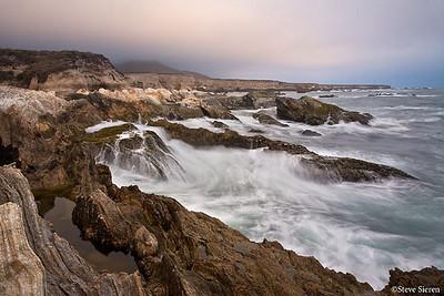 Lost Coast  San Luis Obispo County, CA