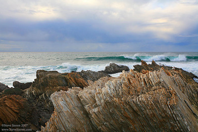 Central Coast Pastel Waves