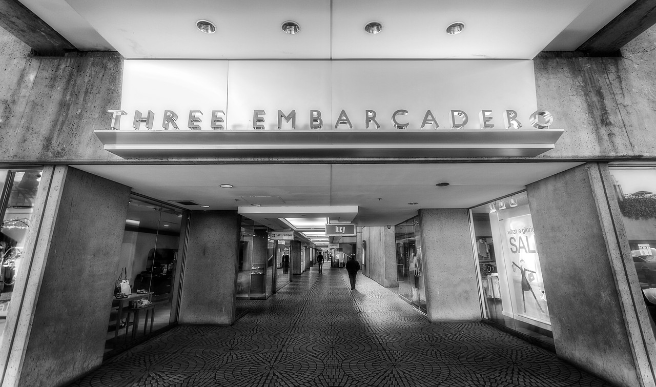 Three Embarcadero