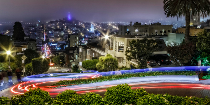 Fast Night on Lombard