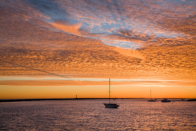 Sunset Sky 9466