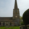 Parish Church, Painswick Village, Cotswolds